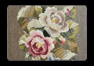"""Broderade blommor Skin MacBook Pro 13"""" 2016-"""