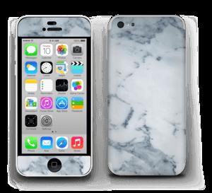 イタリアンマーブル スキンシール IPhone 5c