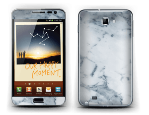 New Italian Marble Skin Galaxy Note