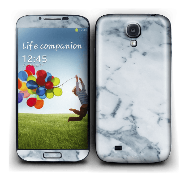 New Italian Marble Skin Galaxy S4