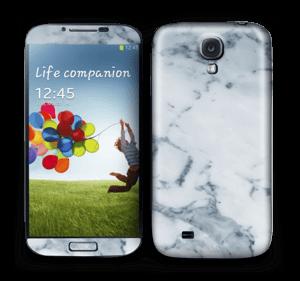 Italiensk marmor Skin Galaxy S4
