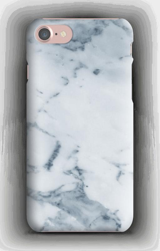 Italiensk Marmor deksel IPhone 7