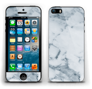 Italiensk Marmor Skin IPhone 5s