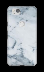 Italiaans marmer hoesje Pixel 2