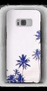 Sinipalmut kuoret Galaxy S8