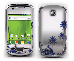 Sri Lankan Palm Trees Skin Galaxy Mini