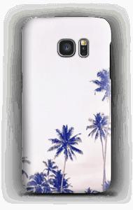Sinipalmut kuoret Galaxy S7