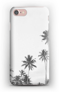 Black and White Tops case IPhone 7