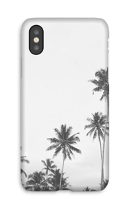 Black and White Tops case IPhone X