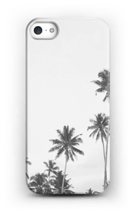 Black and White Tops case IPhone SE