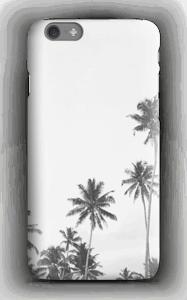 Mustavalkopalmut kuoret IPhone 6s