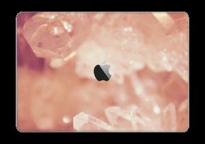 "Rosa kristaller Skin MacBook Pro 13"" 2016-"