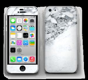 Marmo chiaro Skin IPhone 5c