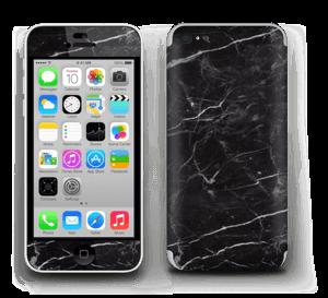Marmo nero Skin IPhone 5c