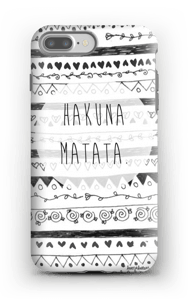 Hakuna Matata Capa IPhone 7 Plus tough