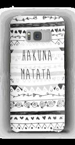 Hakuna Matata Capa Galaxy S8