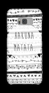 Hakuna Matata Capa Galaxy S8 Plus