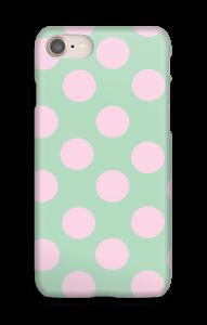 Às bolinhas Capa IPhone 8