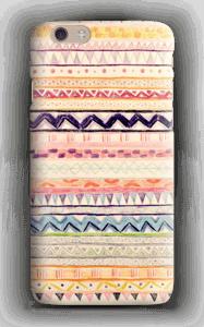 Aztecmönster på ett skal för iPhone eller Samsung