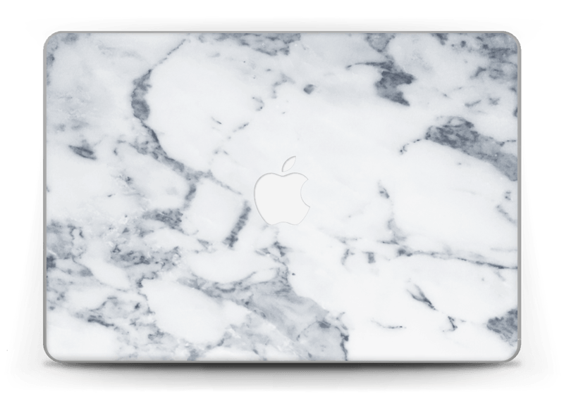 Beautiful white marble