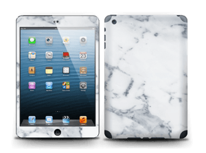 Vit marmor Skin IPad mini 2