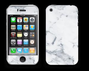 Vit marmor Skin IPhone 3G/3GS