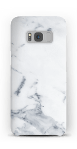 Marmo Bianco cover Galaxy S8
