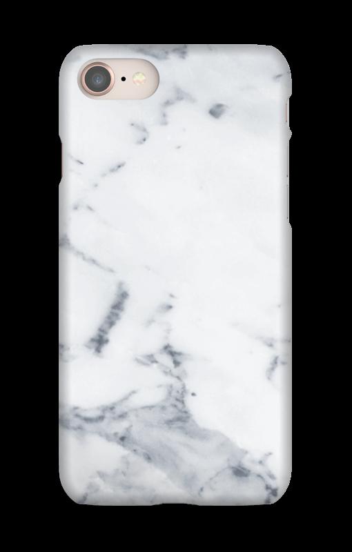Wit marmer hoesje IPhone 8