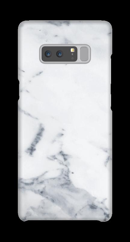 Wit marmer hoesje Galaxy Note8