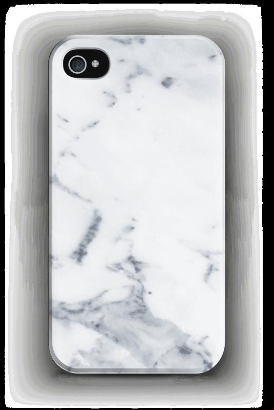 Wit marmer hoesje IPhone 4/4s
