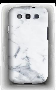 Mármore branco Capa Galaxy S3