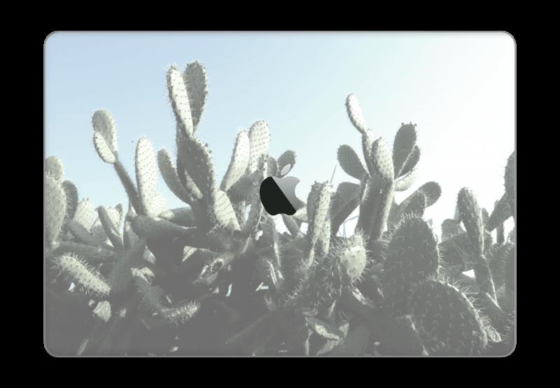 """Cactus Skin MacBook Pro 15"""" 2016-"""