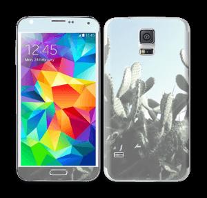 Cactus Skin Galaxy S5