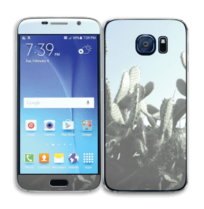 Cactus Skin Galaxy S6