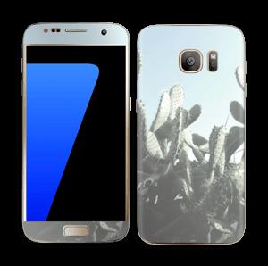 Cactus Skin Galaxy S7