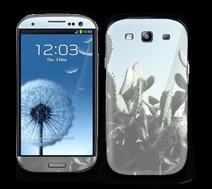 Trendy kaktus Skin Galaxy S3