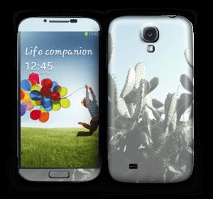 Kaktus Skin Galaxy S4