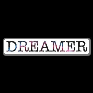 Bloggy dreamer sticker