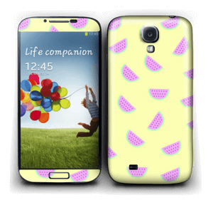 Watermelon Skin Galaxy S4