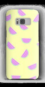 スイカ イエロー ケース Galaxy S8