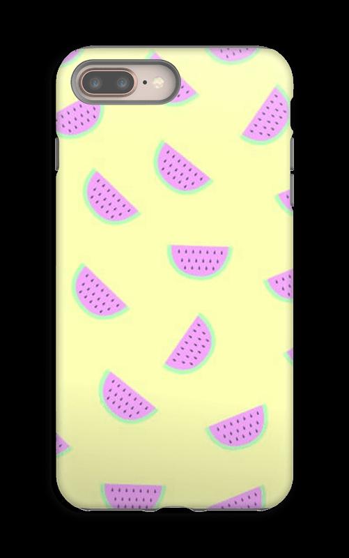 Vesimelonit kuoret IPhone 8 Plus tough