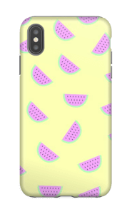 Watermelons case IPhone XS Max tough