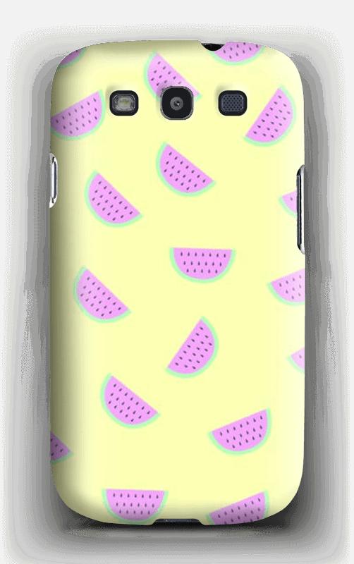 Vesimelonit kuoret Galaxy S3