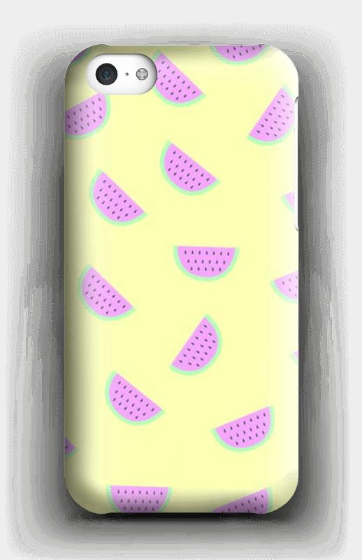 Vesimelonit kuoret IPhone 5c
