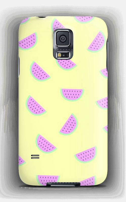 Vesimelonit kuoret Galaxy S5
