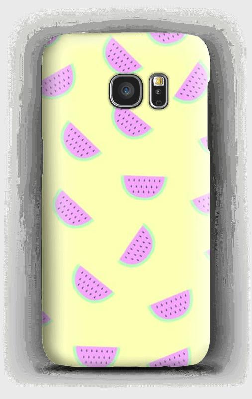 Vesimelonit kuoret Galaxy S7