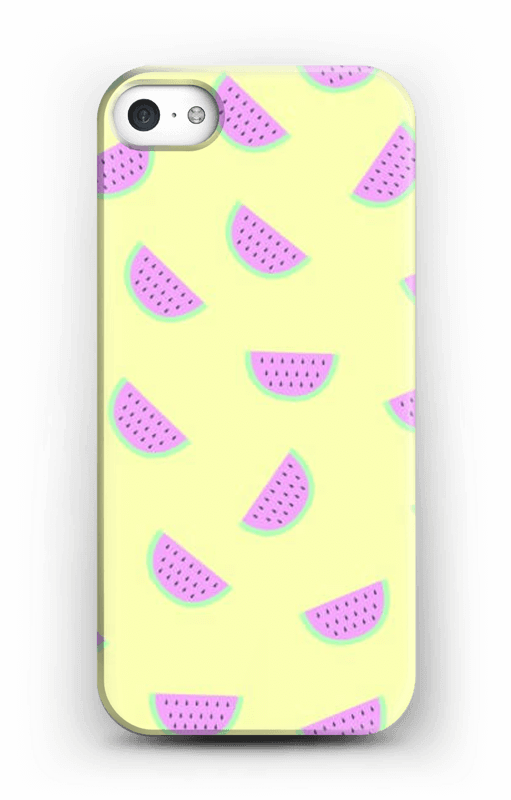 Vesimelonit kuoret IPhone SE