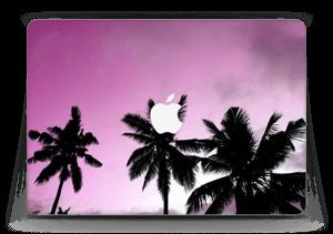 "Rosa Palmer Skin MacBook Air 13"""