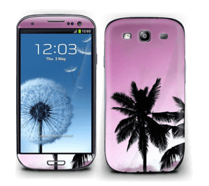 Palmiers Skin Galaxy S3