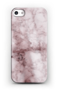 Marmo rosa cover IPhone 5/5S